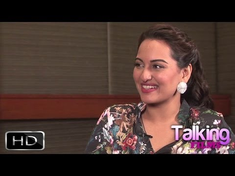 It's All About Your Attitude And How You Carry Yourself - Sonakshi Sinha