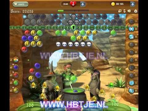 Bubble Witch Saga level 123