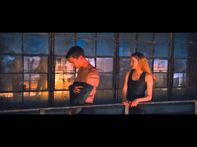 Divergent - Dị Biệt (trích đoạn): Lần đầu