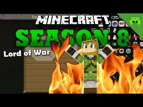 LORD OF WAR «» Minecraft Season 8 # 11 | HD