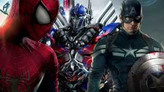 Captain America 2, Transformers 4 & Amazing Spider-Man 2