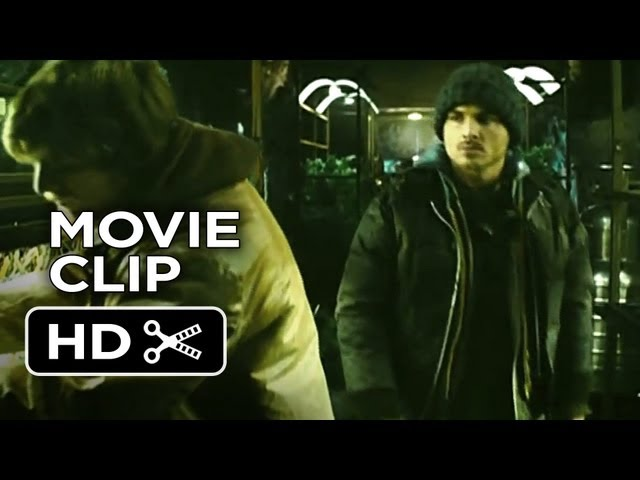 The Colony Movie CLIP - Life Underground (2013) - Kevin Zegers Movie HD