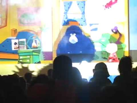 Playhouse Disney - Live on Stage (2 of 3) - YouTube