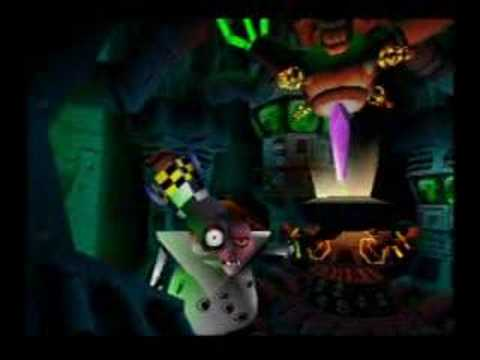 Crash Bandicoot 2: Cortex Strikes Back Intro