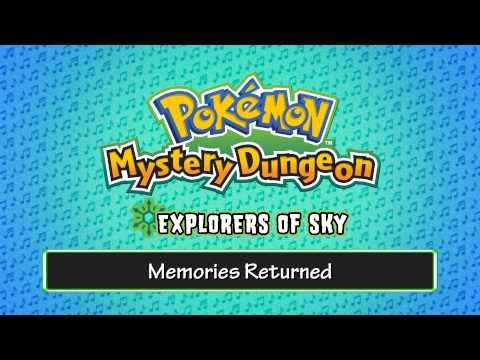 074 - Memories Returned - (Pokémon Mystery Dungeon - Explorers of Sky)