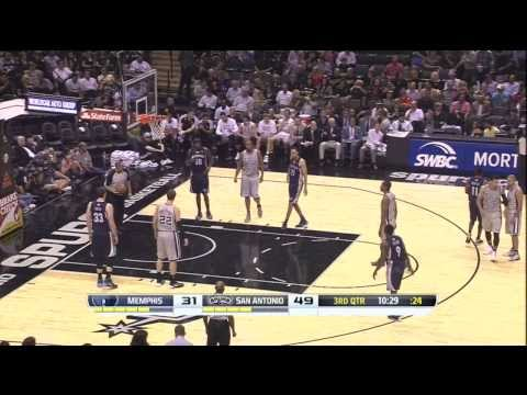 Kawhi Leonard Full Highlights Spurs vs Grizzlies (10/30/2013) Project Spurs