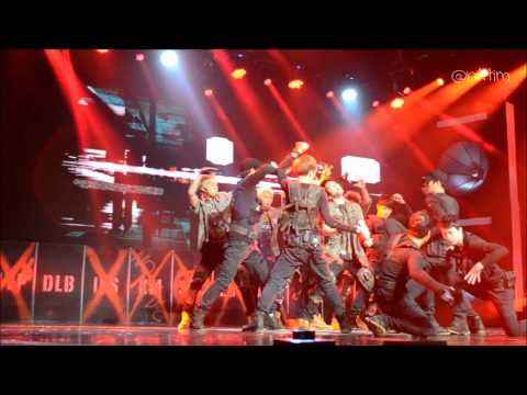120704 B.A.P - POWER - THE 8TV FINAL SHOWDOWN 2012 MALAYSIA