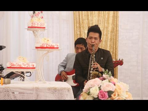 Liên khúc Nhạc Hòa Tấu Không Lời Đám Cưới【Người Tình Mùa Đông】Saxophone   Drummer   Organ   Guitar