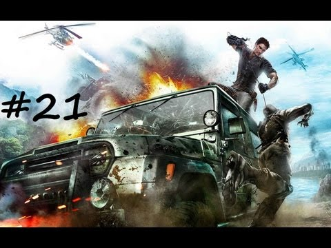 Just Cause 2 Walkthrough -    2 21 -   18+