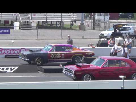 Hemi Challenge ELIMINATIONS  #1 Reading,pa 6-22-14
