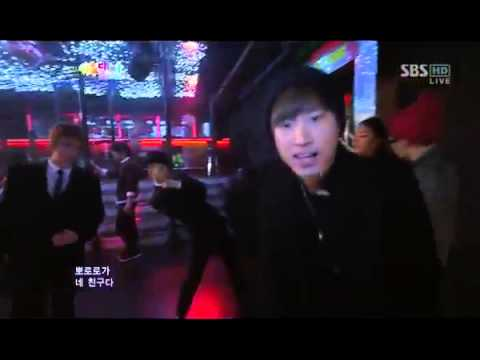 SBS Gayo Daejun CYPHER - Dynamic Duo, Epik High and Simon D  2012