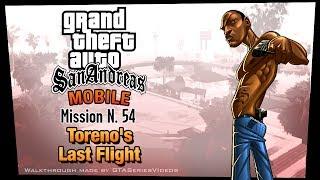GTA San Andreas IPad Walkthrough Mission #54 Toreno