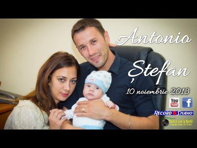 Clip Botez Antonio Stefan Izdruga 10-11-2013 (Video Claudiu Record Studio)