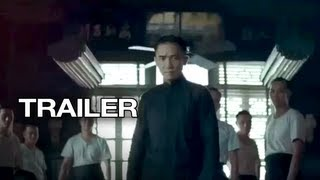 The Grandmasters Chinese Trailer #1 (2013) Wong Kar Wai