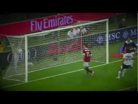 Zlatan Ibrahimovic All Goals and Skills 2011-2012
