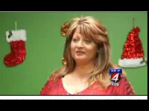 Holiday Charity Event in the Albuquerque Branch Office was in the KOB Channel 4 News