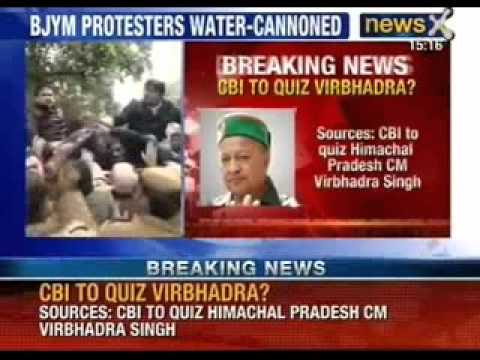 Sources: CBI to summon Virbhadra singh for questioning - NewsX