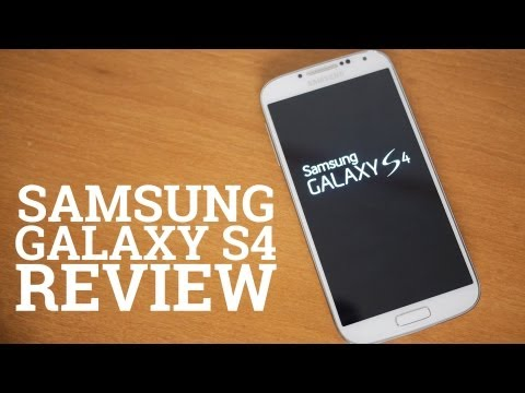 Samsung Galaxy S4 Review -U8STgCviLe0