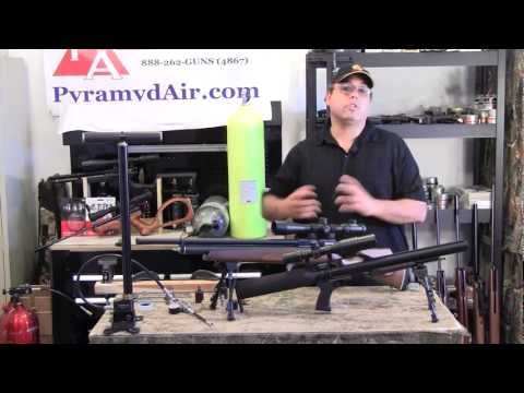 Take AIM Episode #6 - Filling your PCP Airgun