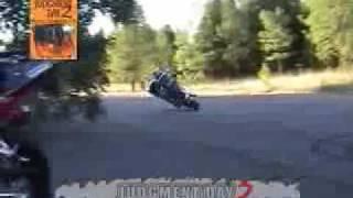 Caidas En Moto E Increibles Trucos En Moto