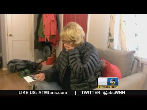 Son Surprises Mother With Super Bowl Tickets