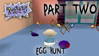 Let's Play Rugrats: Search for Reptar - Egg Hunt - Part 2