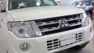 Mitsubishi Montero 2012-2013 I Video En Full HD I