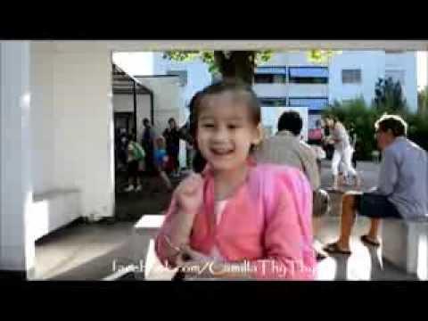 Camilla ThyThy: Ngày đầu tiên vào lớp 1 và trò chuyện với ba mẹ