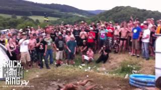Schlammcatchen (Mud Wrestling) XXL @ Rock Am Ring 2011