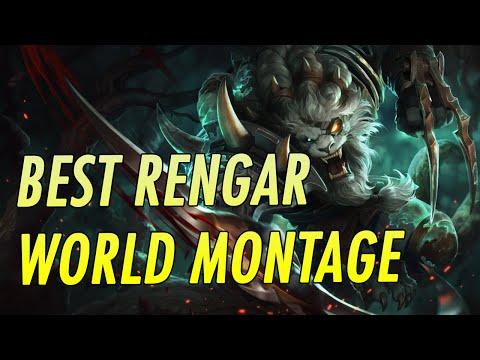 BEST RENGAR WORLD MONTAGE