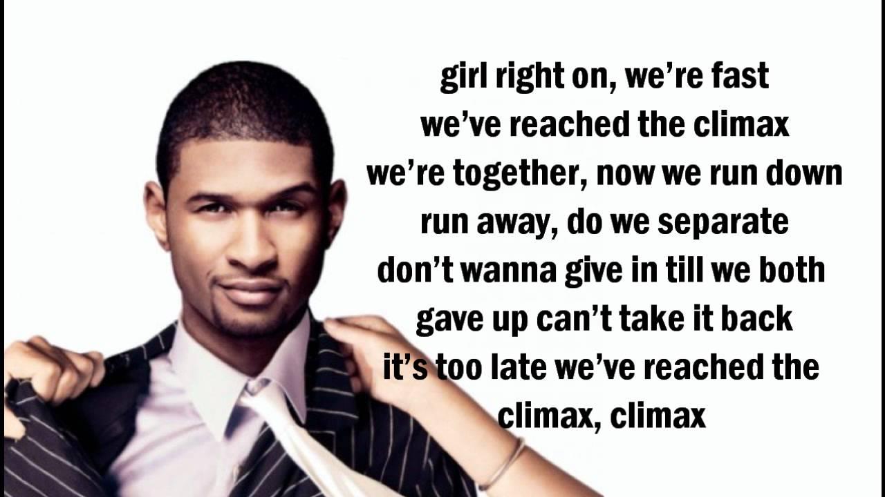 usher this isnt sex lyrics