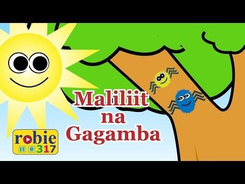 Maliliit na gagamba animated (Awiting Pambata)