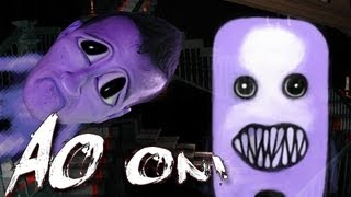 Ao Oni Part 6 MOST HORRIFYING MONSTER YET!!