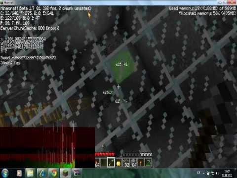 ферма слизней в minecraft 1 5 2