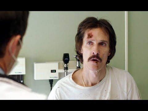 Dallas Buyers Club - Official Trailer (HD) Matthew McConaughey