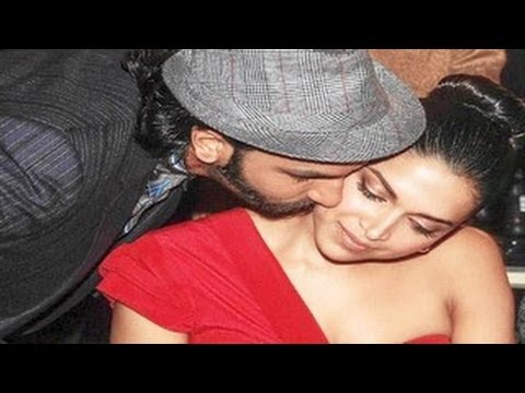 Deepika Padukone and Ranveer Singh CAUGHT in action