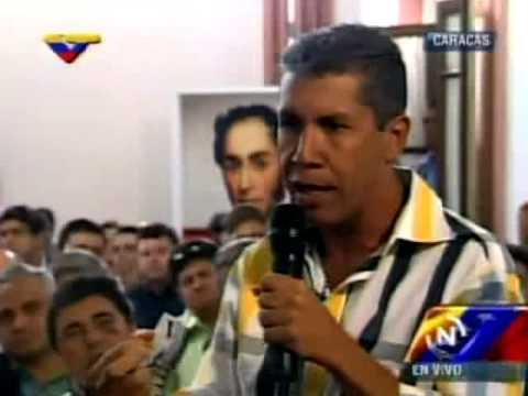 Henry Falcón le habla a Maduro