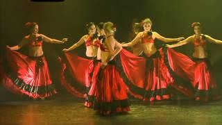 "Spanish dance: ""Tabla Madrid"", Dovile's Oriental Dance"