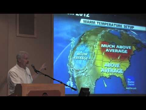 Climate Change Impacts - Polar Vortex & The Jet Stream - Global Warming - Weather Patterns