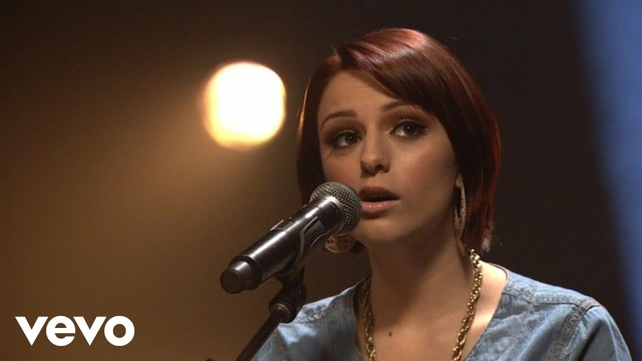 Cher Lloyd - Superhero (AOL Sessions)