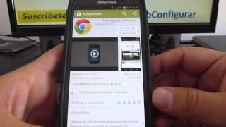 Navegadores De Internet Para Android Gratis Samsung Galaxy