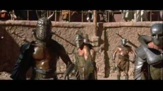 Gladiator Music Video Honor Him