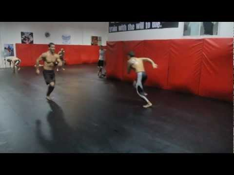Roger Huerta Afternoon Fighters MMA Class @ Phuket Top Team MMA Training Camp, Thailand