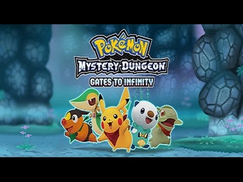 (3DS) Pokémon Mystery Dungeon - Gates to Infinity - Playthrough (1/11)