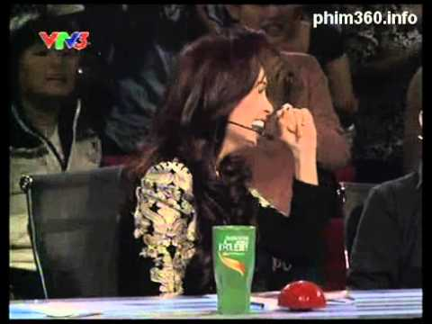 Bác Nguyễn Thị Nhiên nhảy gangnam style - Vietnam Got Talent 2013 - 2/12/2012