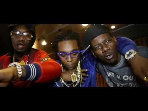 Jermaine Miller (Jmoney) ft Migos - Flavor Flav (Video)