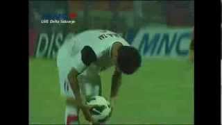 Drama penalti indonesia vs vietnam di final piala aff u19 2013