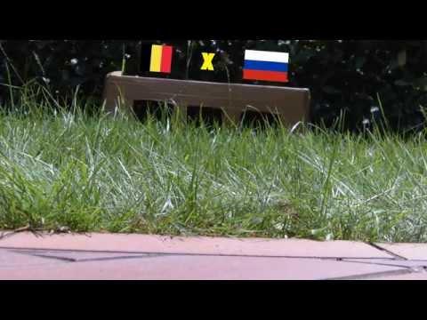BRAZIL 2014 : BELGIUM - RUSSIA