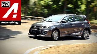 Test Drive Toyota Yaris TRD Sportivo 2014 Indonesia By