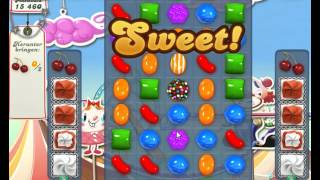 How To Beat Level 208 Candy Crush Saga | English